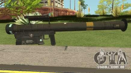New Stinger HQ para GTA San Andreas