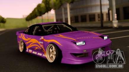 Nissan 180SX Sport para GTA San Andreas
