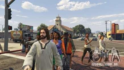 Jesus Christ Mod 2.4 para GTA 5