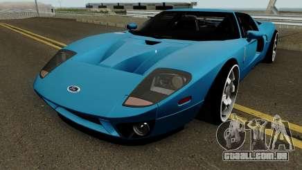 Ford GT 2005 HQ para GTA San Andreas
