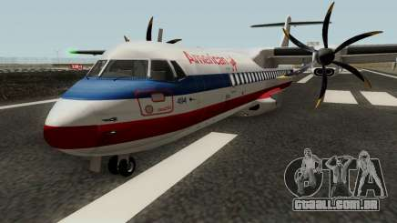 ATR 72-500 - Final Updated para GTA San Andreas