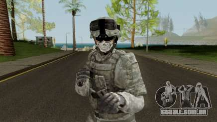US Army ACU Skin para GTA San Andreas