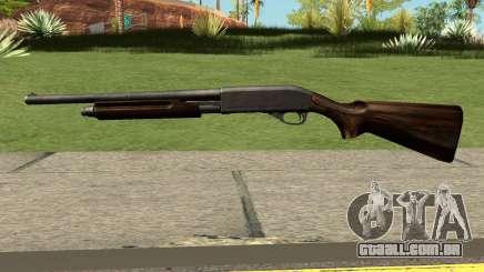 Substituio shotgun para gta san andreas armas cry of fear remington 870 fandeluxe Choice Image
