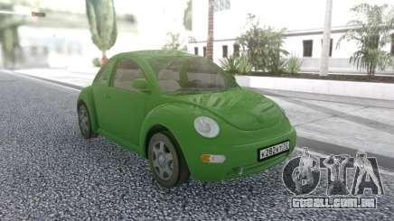 Volkswagen Beetle 2006 para GTA San Andreas