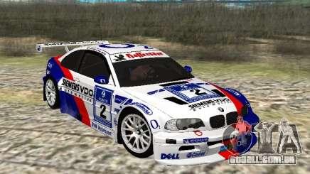 BMW M3 GTR Sport para GTA San Andreas