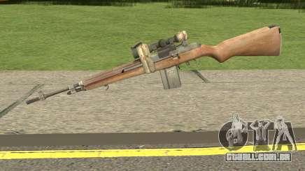 Bad Company 2 Vietnam M21 para GTA San Andreas