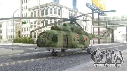 MI-8 MT para GTA San Andreas