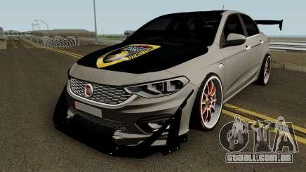Fiat Tipo para GTA San Andreas