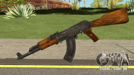 Uncharted Drakes Fortune AK-47 para GTA San Andreas