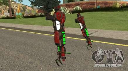 Call of Duty Black ops 3 Zombies : Ray Gun mk.2 para GTA San Andreas