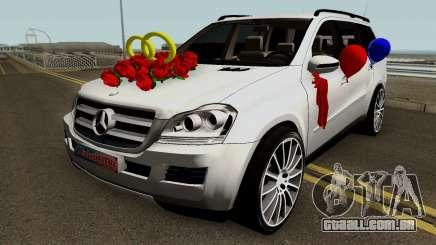 Mercedes-Benz GL (Wedding Car) para GTA San Andreas