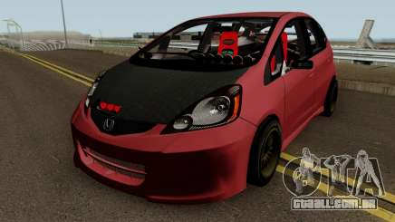 Honda Jazz Fit GE para GTA San Andreas