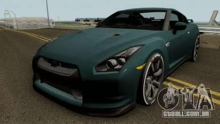 Nissan GT-R Premium (R35) 2011 para GTA San Andreas