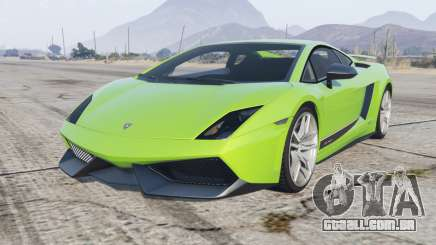 Lamborghini Gallardo LP 570-4 Superleggera 2010 para GTA 5