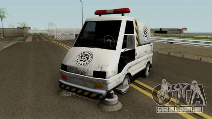 Sweeper IVF para GTA San Andreas