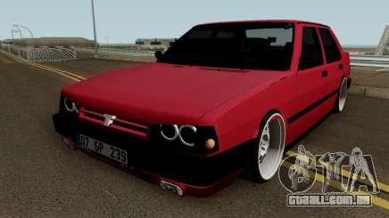 Tofas Dogan SLX MQ para GTA San Andreas