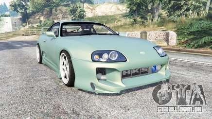 Toyota Supra Turbo (JZA80) [add-on] para GTA 5