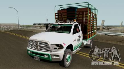 Dodge Ram 3500 (Sadlshit) para GTA San Andreas