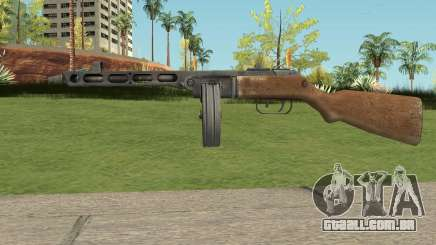 PPSH-41 Bad Company 2 Vietnam para GTA San Andreas