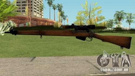 COD-WW2 - Lee-Enfield Sniper para GTA San Andreas