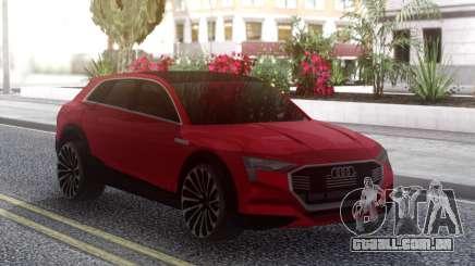 Audi E tron 2015 para GTA San Andreas