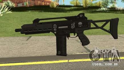 M4 Lowriders DLC para GTA San Andreas