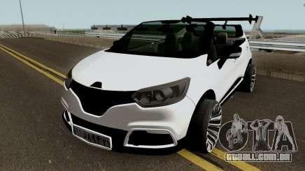 Renault CAPTUR SPORT para GTA San Andreas