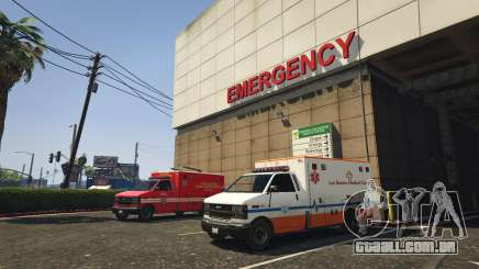 Medical Centers [.NET] 1.0 para GTA 5