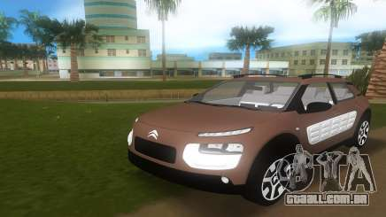 Citroen Cacto 2015 para GTA Vice City