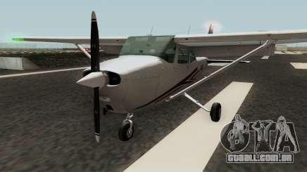 Vicenza Aeroclub C172N Skyhawk para GTA San Andreas