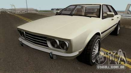 Ocelot Raiden Classic from GTA V - SA Style para GTA San Andreas