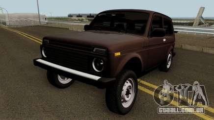 VAZ 2121 Niva Azelow para GTA San Andreas