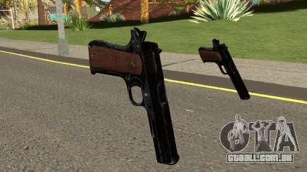 COD-WW2 - M1911 Pistol para GTA San Andreas