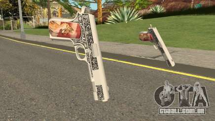 Call of Duty WWII : M1911 Jupiter II para GTA San Andreas