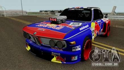 BMW CSL Redbull para GTA San Andreas