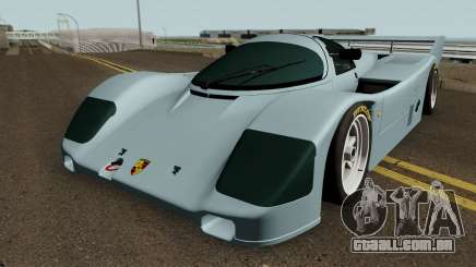 Porsche 962c Short Tail para GTA San Andreas