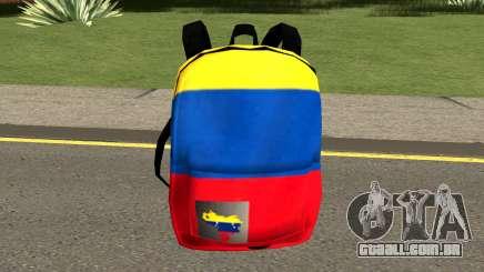 Morral Venezolano (Gobierno de Nicola Maduro) para GTA San Andreas