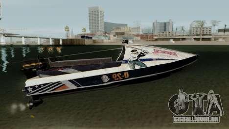 PUBG Aquarail para GTA San Andreas