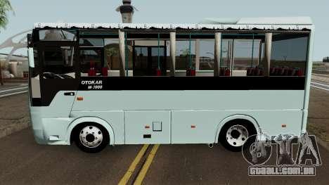 Otokar M3000 (2008) para GTA San Andreas