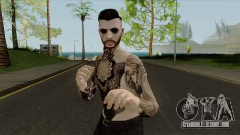 Male GTA Online Halloween Skin 1 para GTA San Andreas