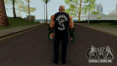Stone Cold (Texas Rattlesnake) from WWE Immortal para GTA San Andreas
