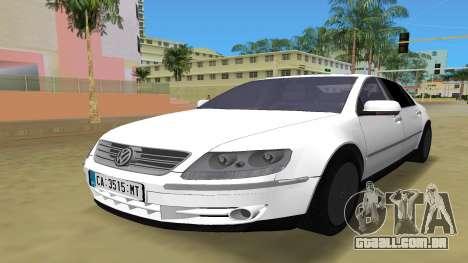 2005 Volkswagen Phaeton para GTA Vice City