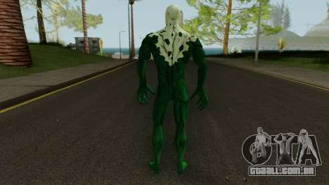 Spider-Man Unlimited - Lasher para GTA San Andreas