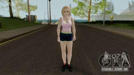 Momiji Sprinter para GTA San Andreas