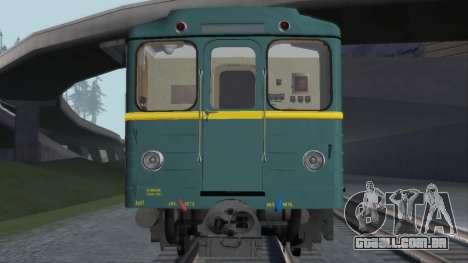 De automóvel E o tipo de Kiev 2000 para GTA San Andreas