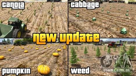 Farming Life Project - Mod 1.1 para GTA 5