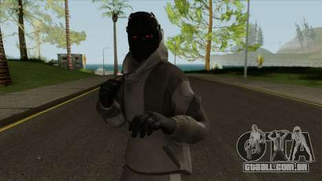 Male GTA Online Halloween Skin 3 para GTA San Andreas