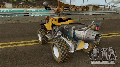 Fortnite Quadcrasher para GTA San Andreas