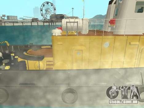 Rebocador para GTA San Andreas