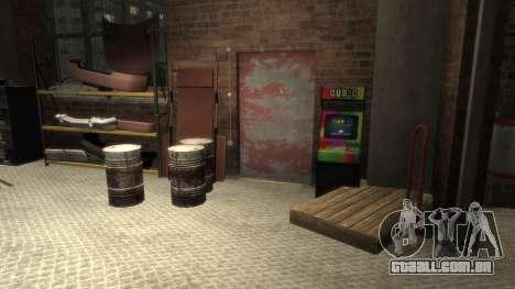 Garagem privada para Niko para GTA 4